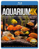 Aquarium 4K - The Amazing Blood Parrot Cichlid Aquarium [Blu-ray]