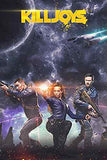 Killjoys season 1 [Blu-ray] [2015]