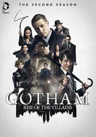 Gotham - Season 2 [Blu-ray]