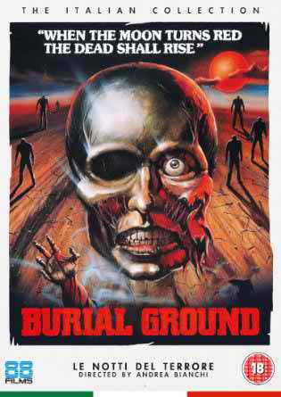 Burial Ground [DVD]