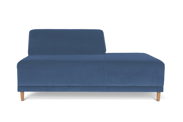 FLOKK velvet. Open Seat, right