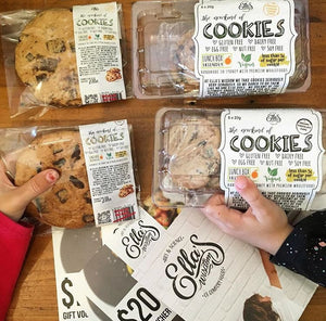 The Newkind of cookies-Large size 50g