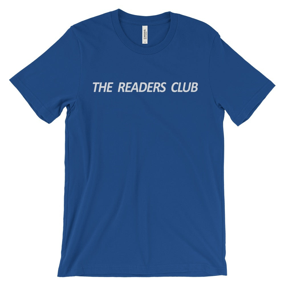 The Readers Club Members Tee