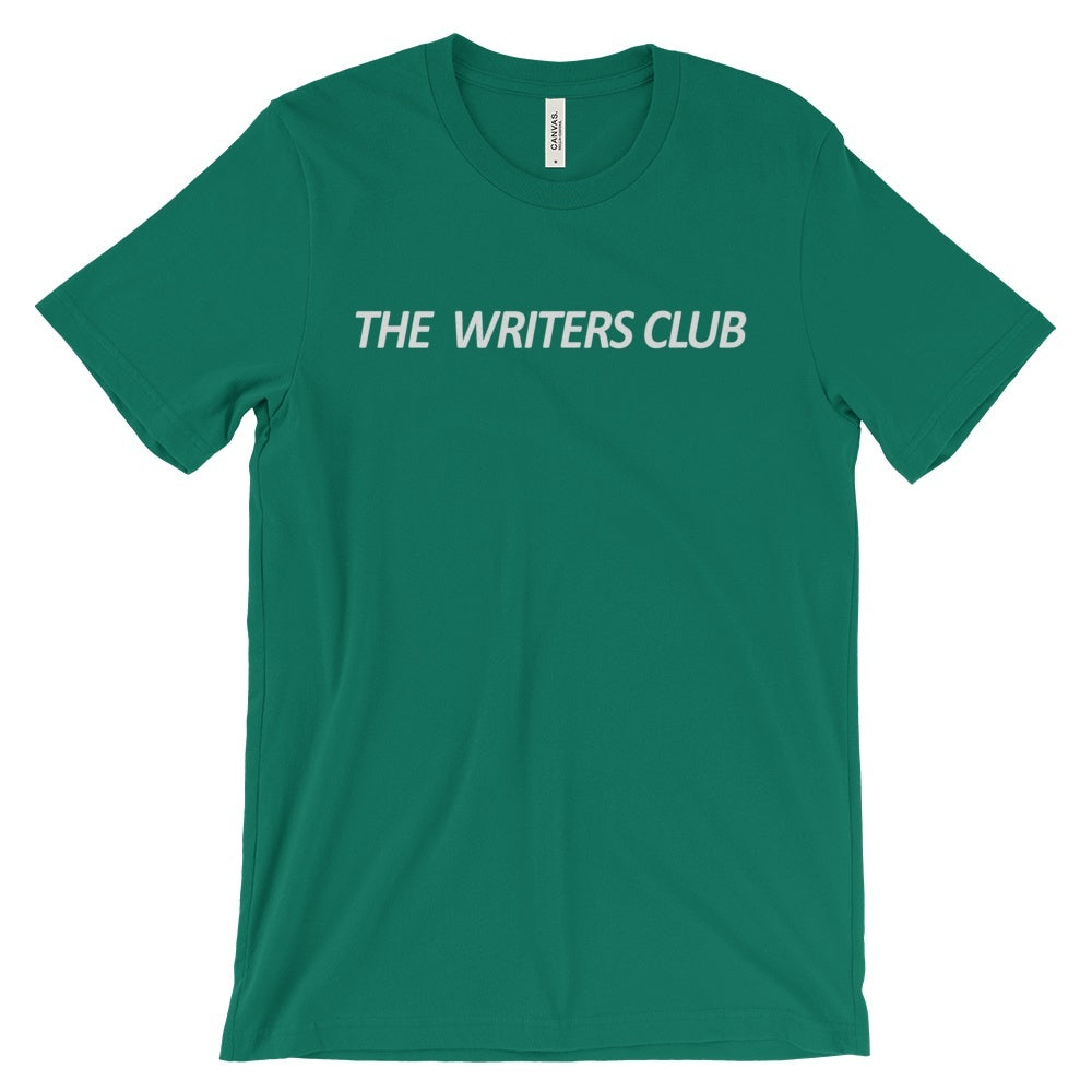 The Writers Club Members Tee