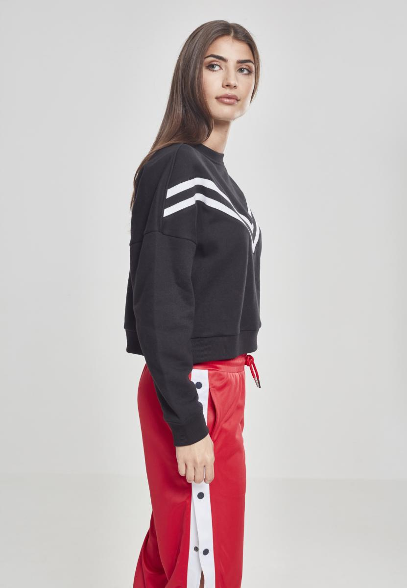 TB-2341 insed striped crew
