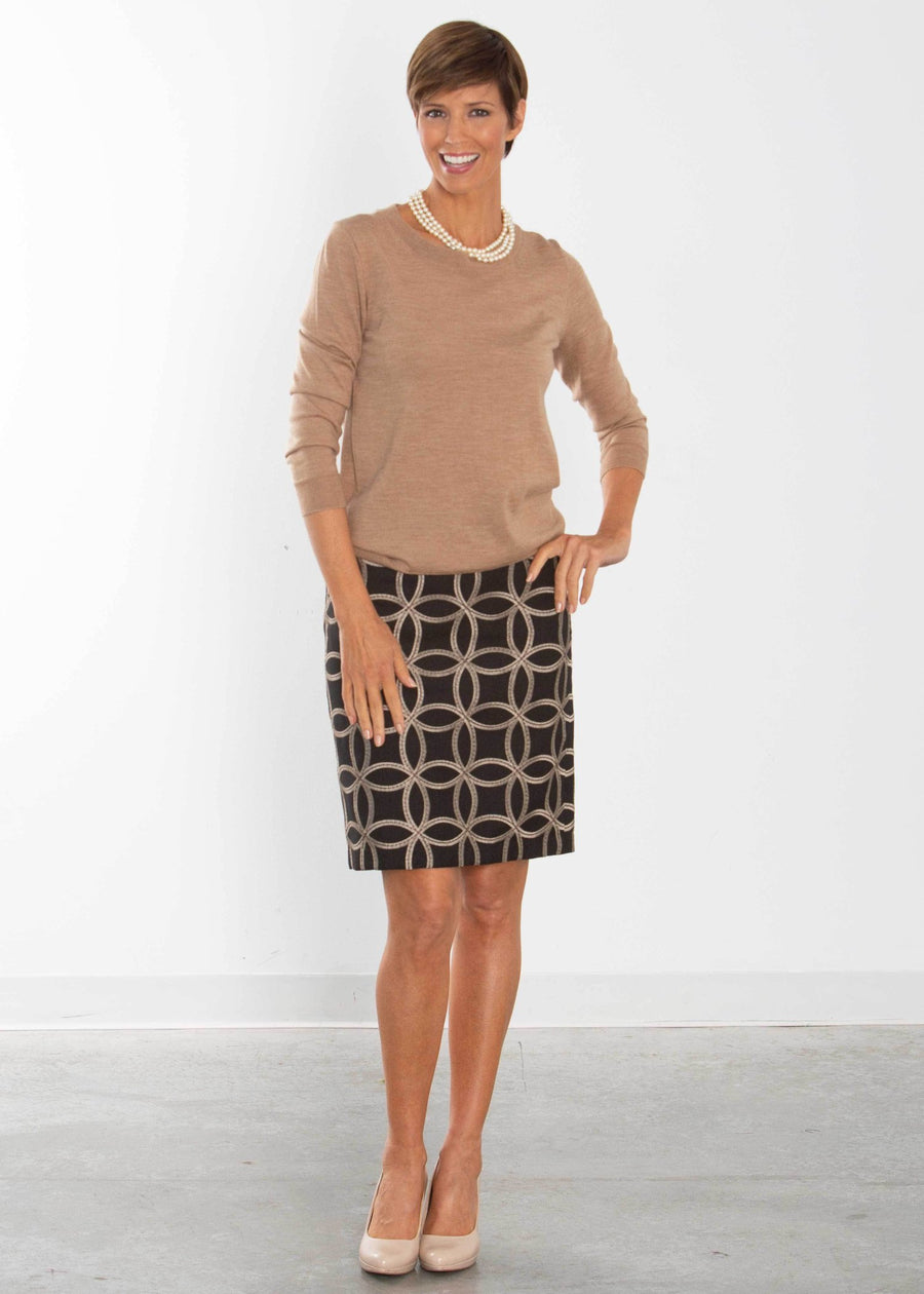 The Marissa Pencil Skirt