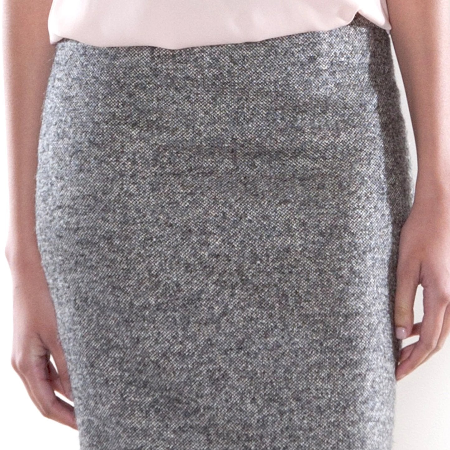 The French Tweed Skirt