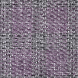Bamboo Lavender and Grey Plaid