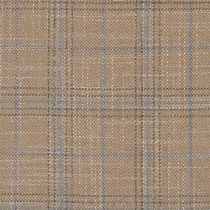 Bamboo Tan Plaid