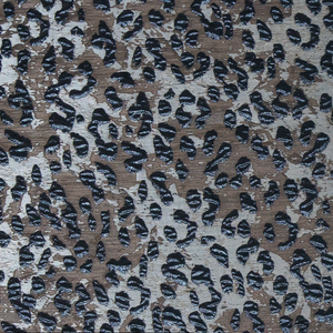 Cheetah Brocade Taupe