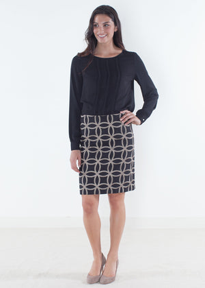 Marissa Black Custom Skirt