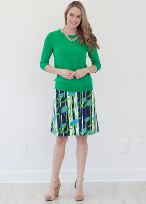 Mills Cotton Custom Skirt