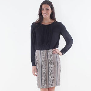 Zulu Taupe Custom Skirt