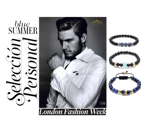 King's Rush, Men's Bracelets, Men's Jewelry, Holiday Gifts Guide