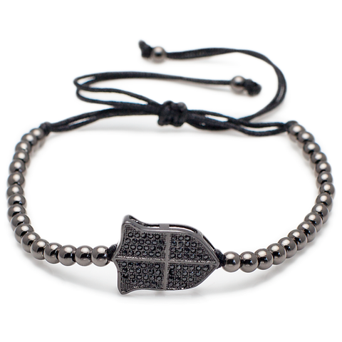 Spartan Shield Men's Bracelet-King's Rush-King's Rush