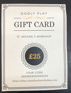 St. Michael's Workshop - Godly Play Gift card