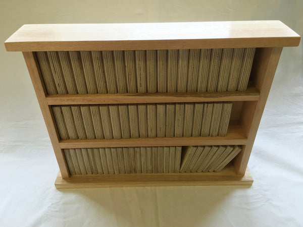 A12 - Bookcase & 66 Books of the Bible