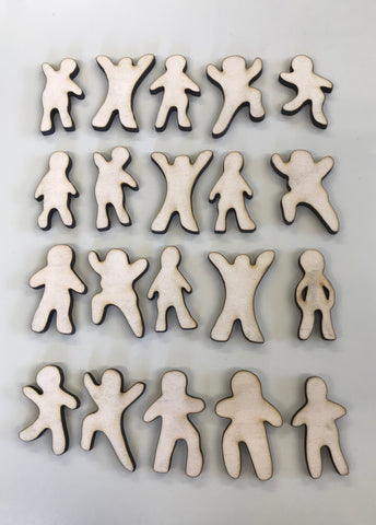 A6P - Laser Cut People Of God
