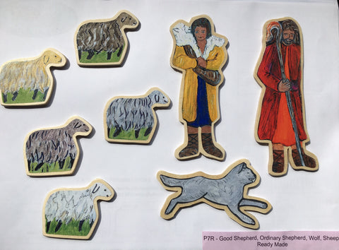 P7R - Good Shepherd - Ready Made