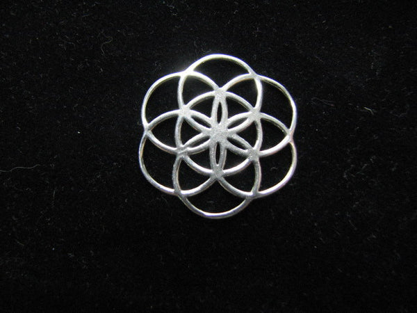 Original Seed of Life Pendant 925 Sterling Silver