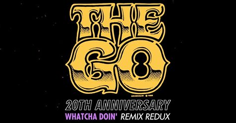 20th Anniversary - Whatcha Doin' Remix/Redux