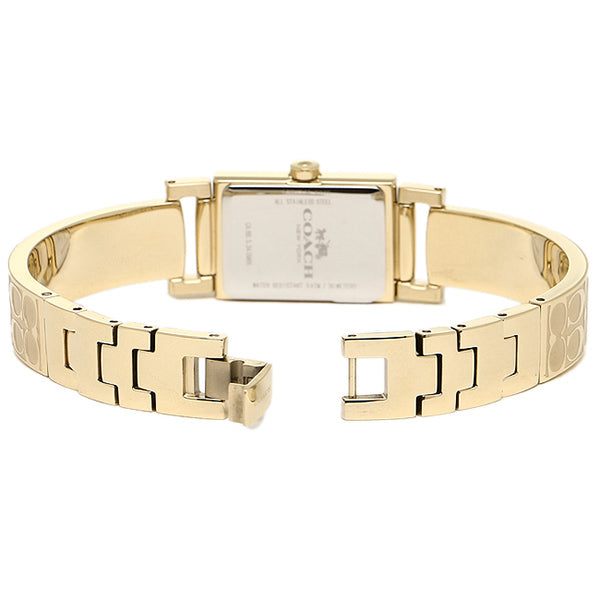 Madison Gold Dial Ladies Watch