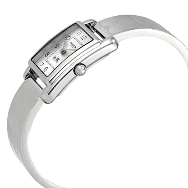 Page Silver Dial Ladies Watch