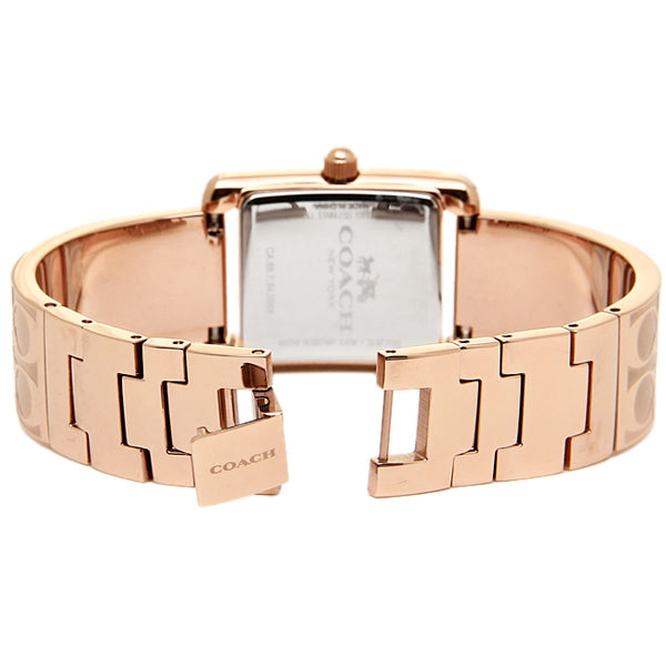 Page Rose Gold Dial Ladies Watch