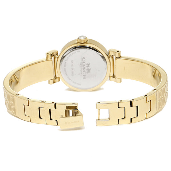 Madison Gold Tone Stainless Steel Gold Tone Dial Ladies' Watch
