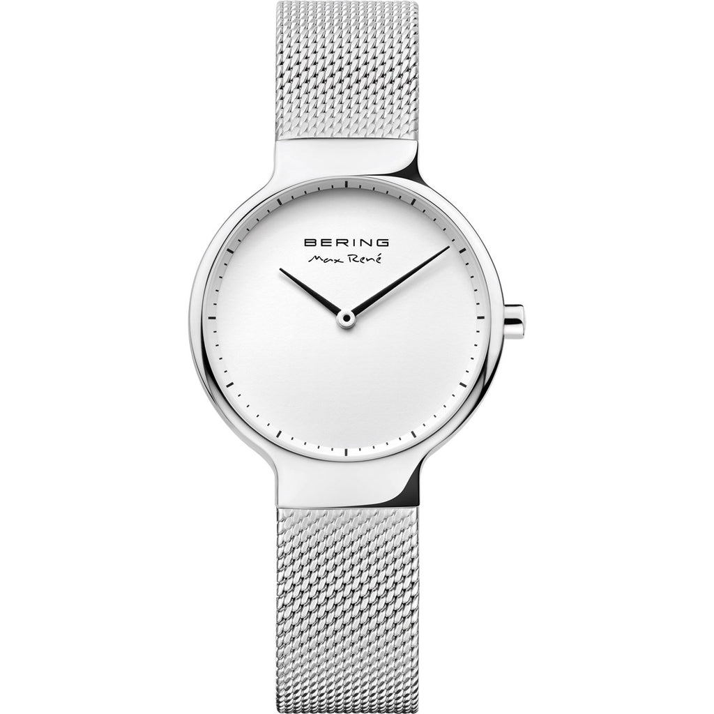 Bering 31mm Max Rene Stainless Steel Ladies' Watch
