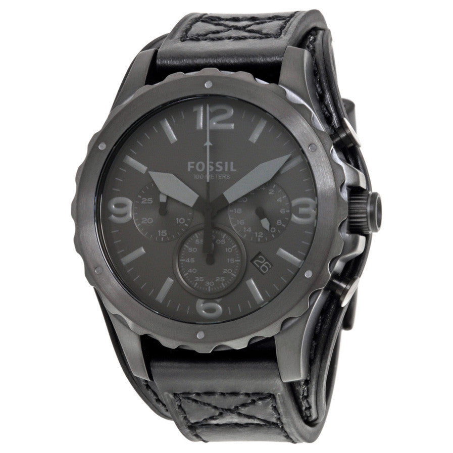 Nate Black Dial Men's Chronograph Watch
