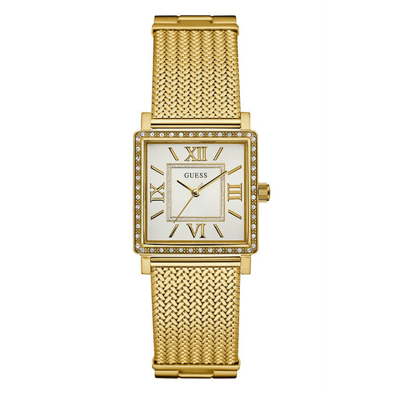 Highline Gold-tone Stainless Steel Ladies' Watch