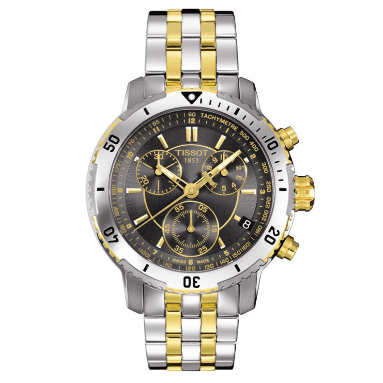 PRS 200 Chronograph Two-tone Quartz Sport Men's Watch