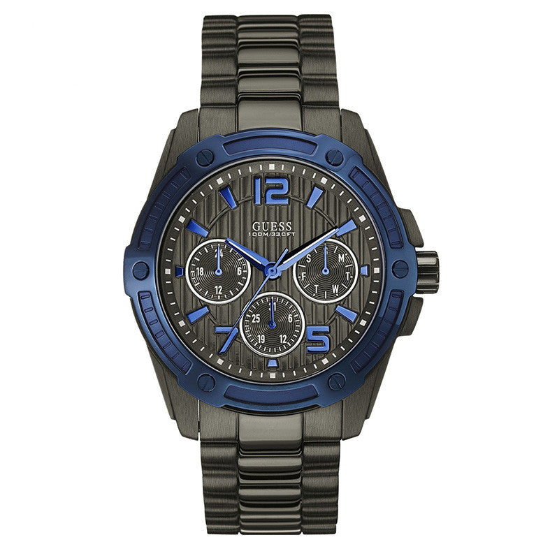 Flagship Multi-Function Gunmetal Dial Men's Watch
