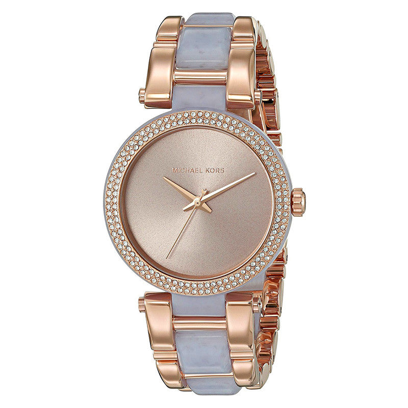 Delray Two-tone Ladies Watch