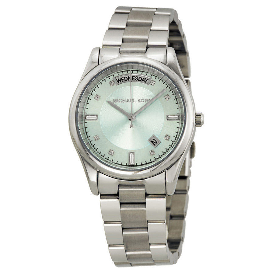 Colette Blue Dial Stainless Steel Ladies Watch
