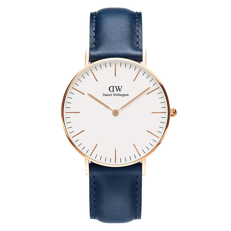 Classic Somerset Rose Gold 40mm Men's Watch