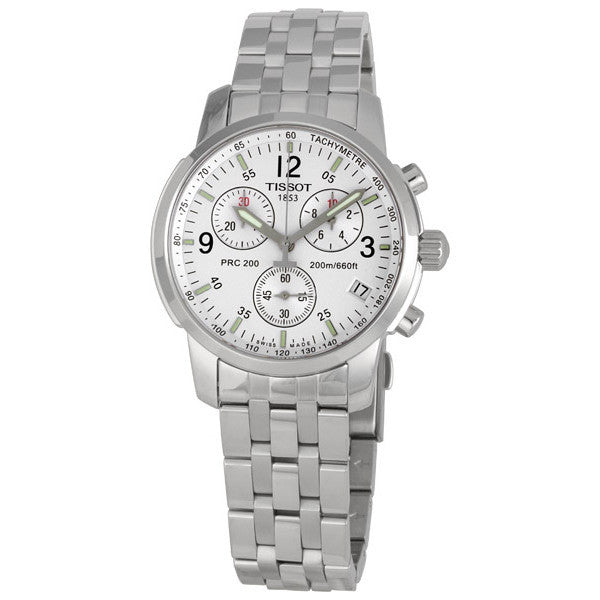 T-Sport PRC200 Chronograph Steel Men's Watch