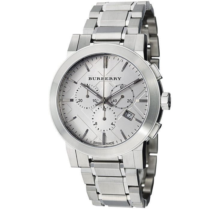 The City Chronograph Stainless Steel Ladies' Watch