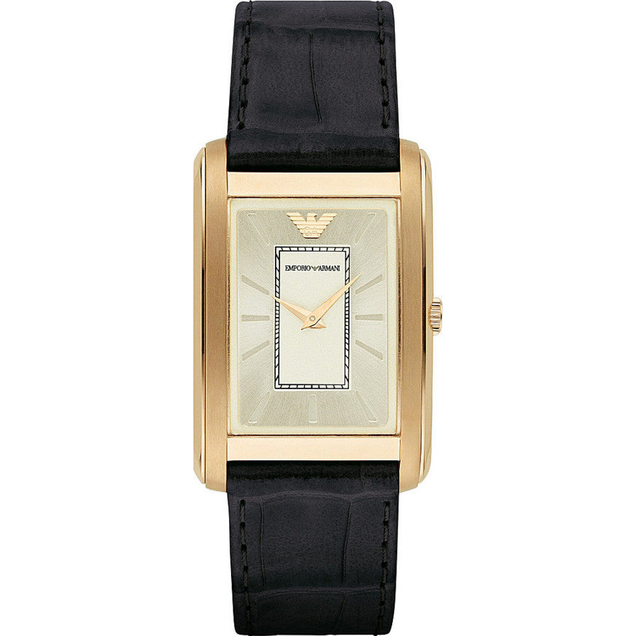 Classic Gold Tone Dial Ladies Watch