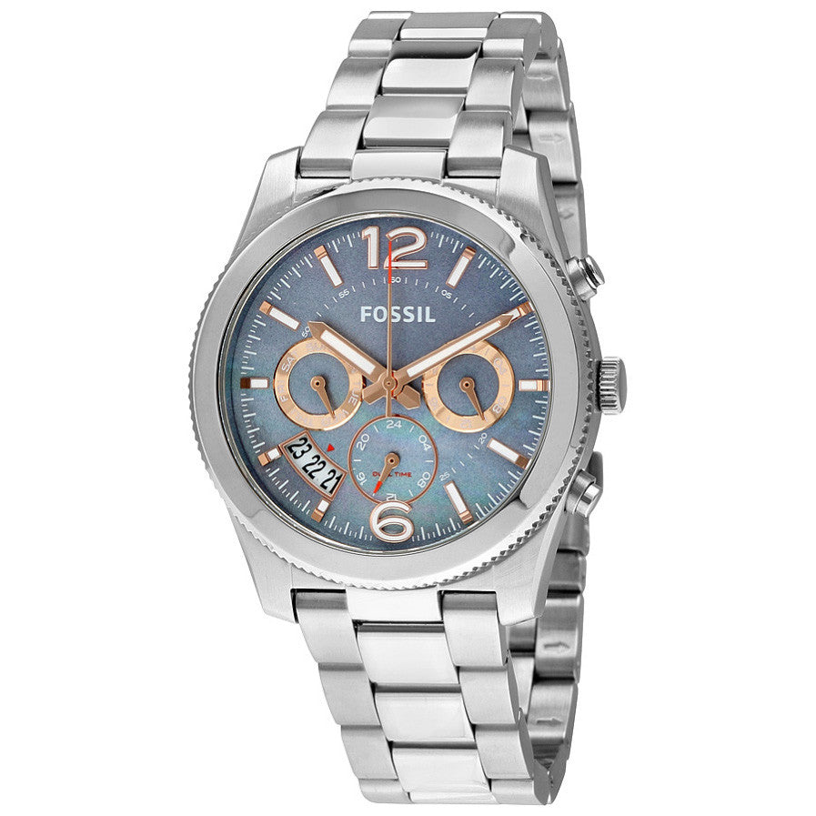 Perfect Boyfriend Mother of Pearl Dial Ladies Watch