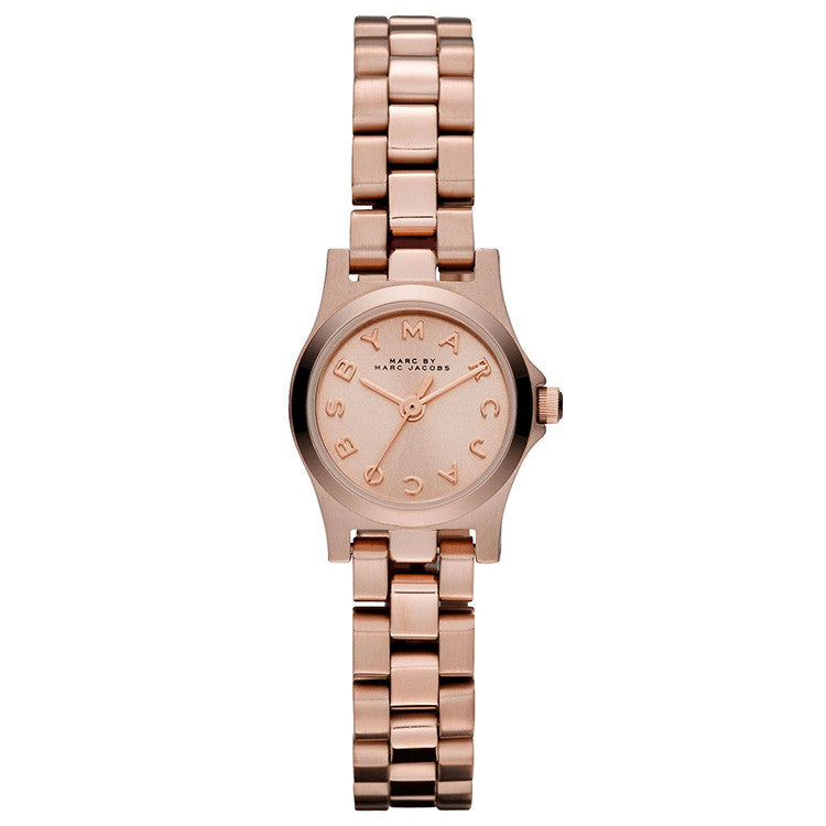 Henry Dinky Rose Gold-Tone Watch