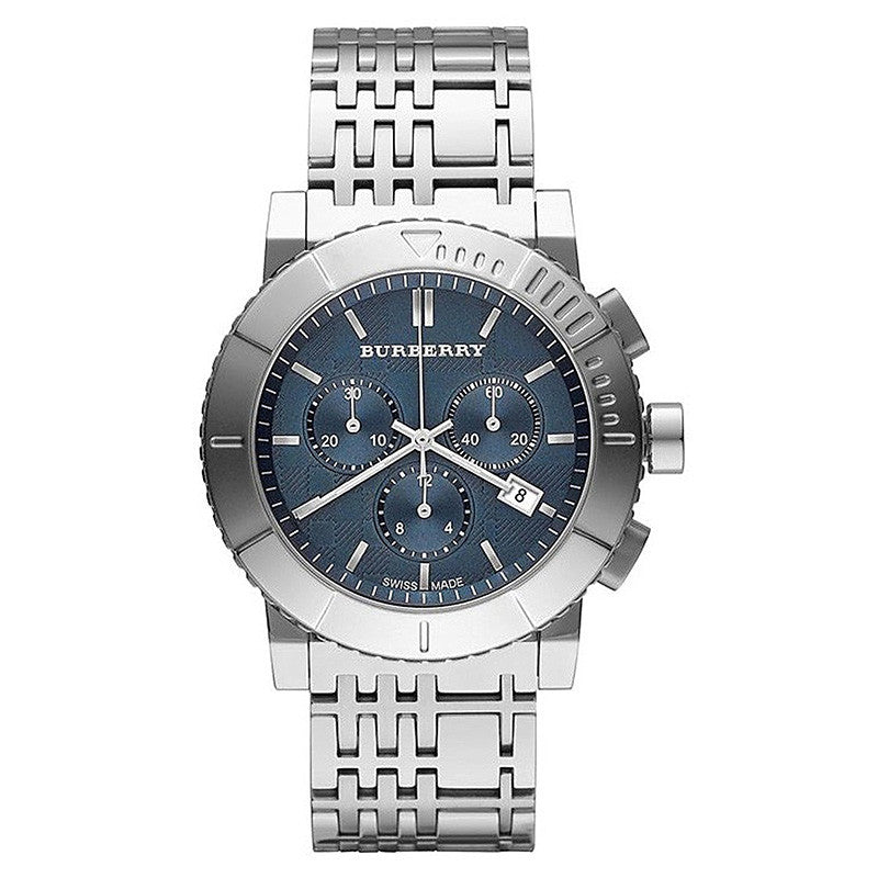 Trench Chronograph Stainless Steel Men's Watch