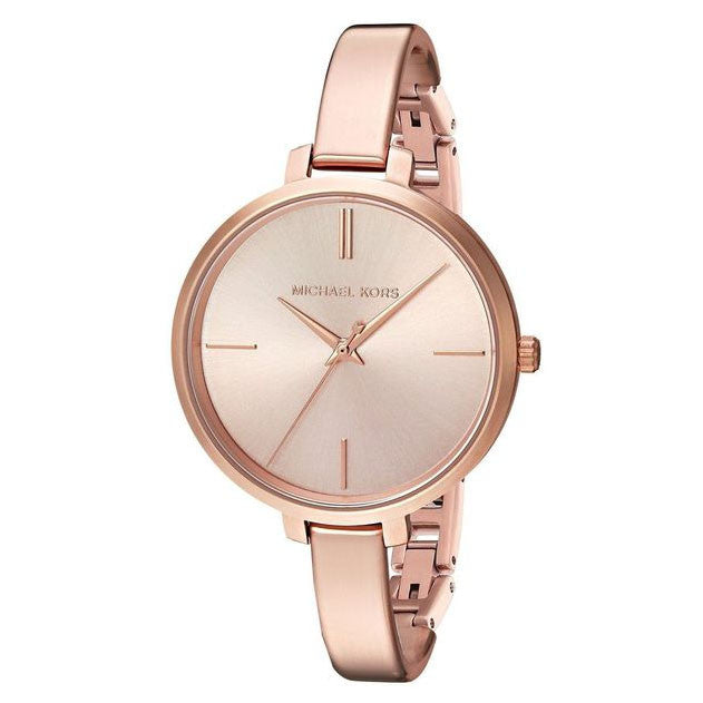Jaryn Rose Gold-tone Bracelet Ladies Watch