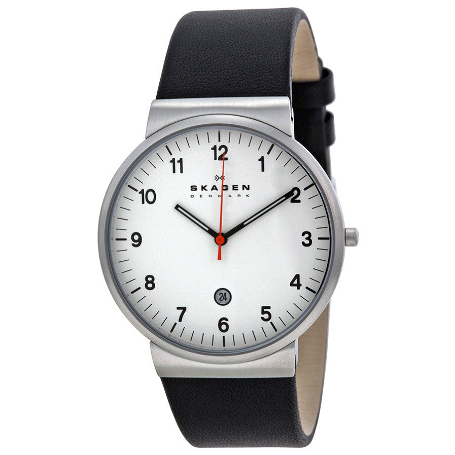 Klassic White Dial Black Dial Men's Watch