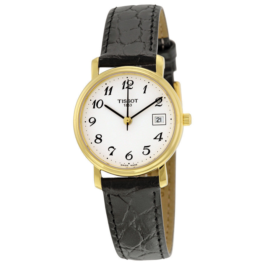 Desire Gold PVD Ladies Watch