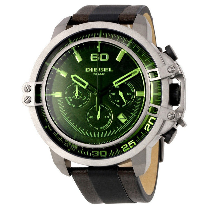 Deadeye Black Dial Chronograph Men's Watch