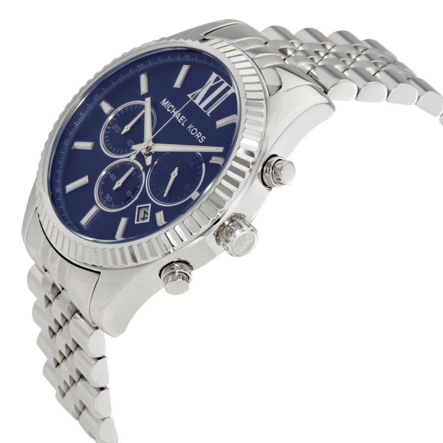Lexington Chronograph Navy Dial Men's Watch