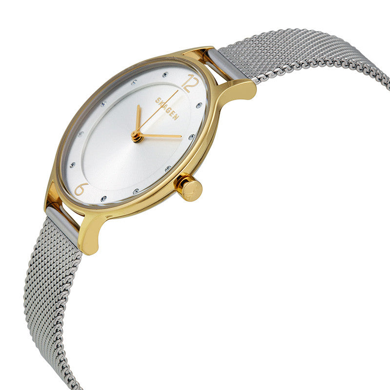 Anita Silver Dial Ladies Watch