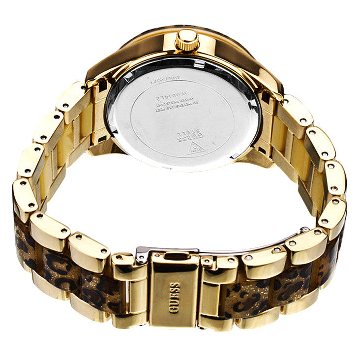 Goddess Two-tone Stainless Steel Ladies' Watch